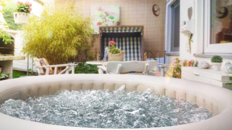 Quel spa gonflable pour jardin choisir?
